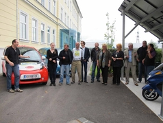 Upper Austria solar rally with Fronius