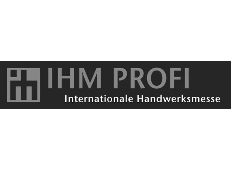 IHM Profi from March, 11th until 15th 2009