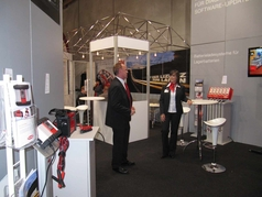 Fronius at Autozum 2011