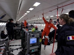 Fronius Charging Technology tested at Zero Gravity
