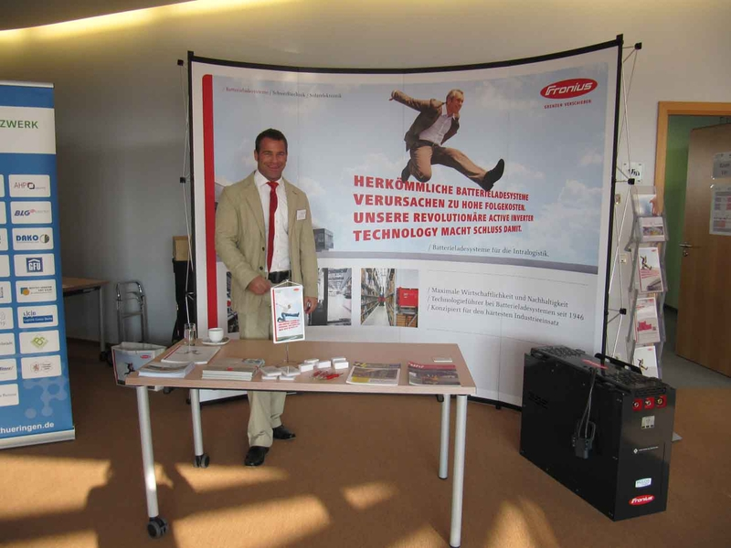 5. Eisenach Logistics Forum with Fronius