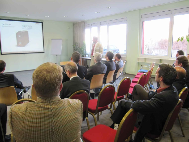 5. Eisenacher Logistikforum mit Fronius