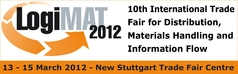 LogiMAT 2012 with Fronius Battery Charging Systems