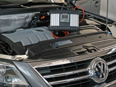Battery care in the showroom - OEM battery charging system of the Volkswagen Group with differences in hard- and software.