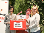 Fronius supports CliniClowns Upper Austria