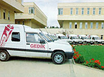 Sales and production facility Istanbul