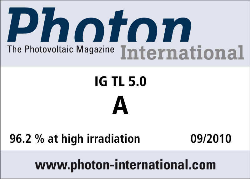 Photon test verdict of A