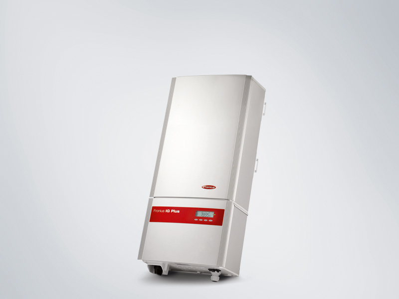 Fronius IG Plus Service Training