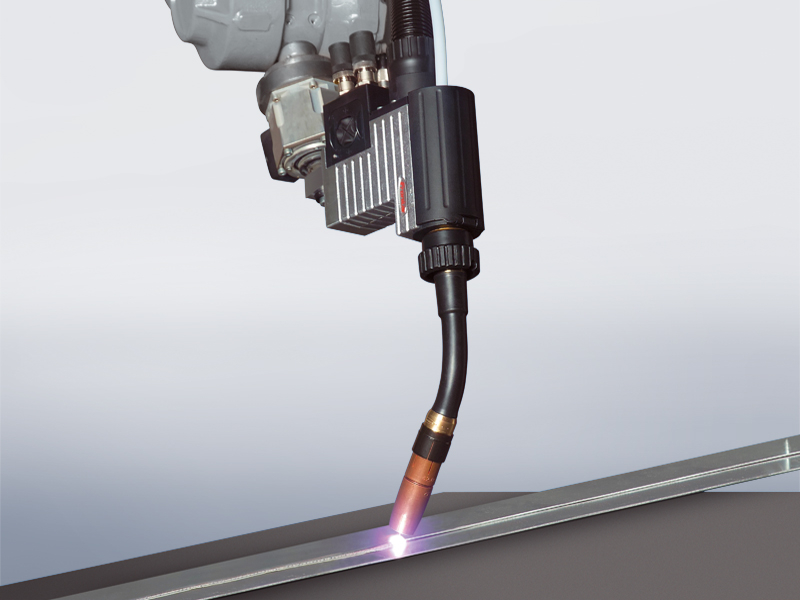 CMT welding torch