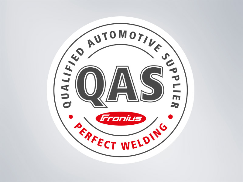 Qualified Automotive Supplier (QAS)