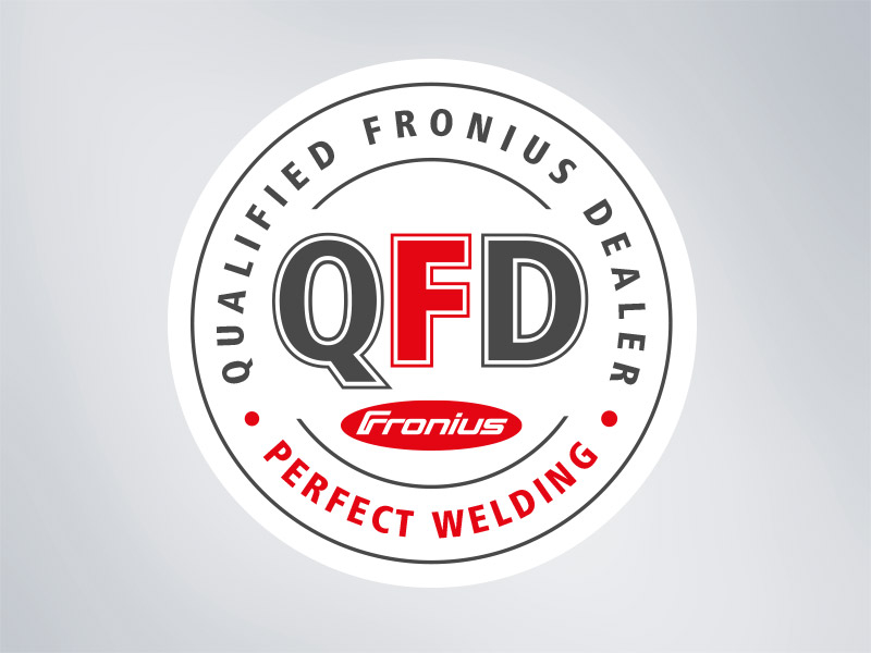 Qualified Fronius dealer