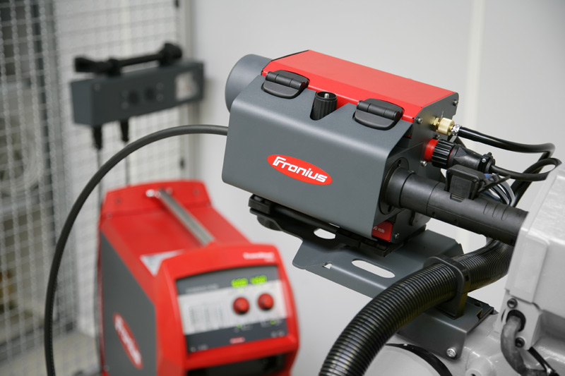 TransSteel Robotics 3500/5000, the new power source developed by the market and technology leader in welding robotic equipment, is available now and provides the ideal conditions for perfect steel welding.