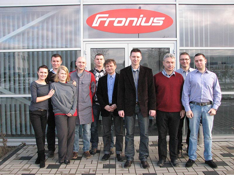 Team Fronius Polska Sp.z o.o.