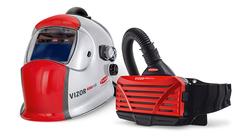 Vizor 4000 Plus with Vizor Air/3 fan-filter unit