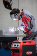 Application compact welding system