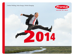 Reflecting on the year 2014 at Fronius