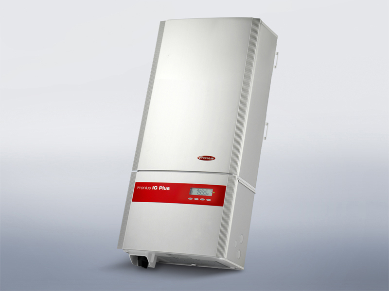 fronius usa llc products grid connected pv inverters. Black Bedroom Furniture Sets. Home Design Ideas